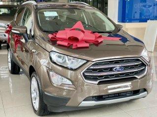 Ford Ecosport giảm giá tiền mặt, tặng phụ kiện chính hãng lên đến 50tr