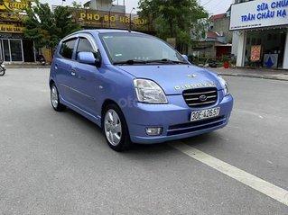 Bán Kia Morning sản xuất năm 2008, màu xanh lam, xe nhập còn mới, giá 168tr