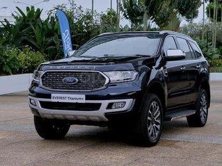 Ford Everest Titanium 2.0l 4x4 giảm tiền mặt lên đến 30 triệu + bộ phụ kiện