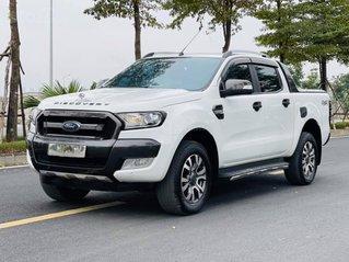 Cần bán Ford Ranger sản xuất năm 2016, màu trắng