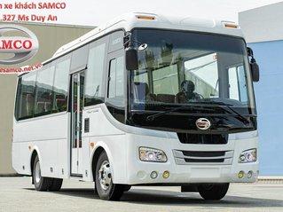 Bán xe khách Samco 29 chỗ ngồi động cơ Isuzu 5.2cc - Samco Felix Ci