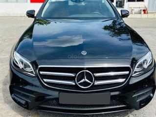 Chính chủ bán Mercedes E300 AMG sản xuất 2019, đăng ký 12/2019, màu đen nội thất nâu siêu lướt, BH chính hãng 12/2022