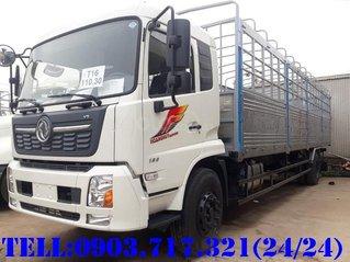 Giải phóng lô xe tải DongFeng 8 tấn(B180) thùng 9m5 Hoàng Huy nhập khẩu 2020 - hỗ trợ Bank đến 70 - 75 % giá trị của xe