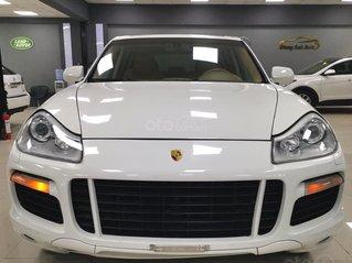Xe Porsche Cayenne sản xuất năm 2008, màu trắng, nhập khẩu nguyên chiếc