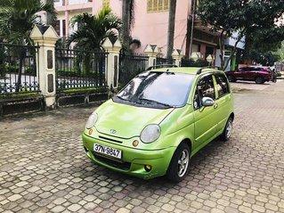 Xe Daewoo Matiz sản xuất năm 2004, màu xanh lam còn mới, giá 55tr