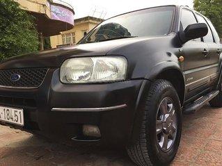 Xe Ford Escape sản xuất 2004, màu đen còn mới, giá tốt