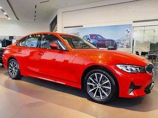 Bán ô tô BMW 3 Series 320i Sport Line sản xuất năm 2020, màu đỏ, xe nhập