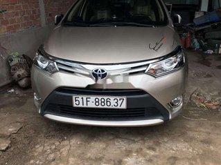 Bán ô tô Toyota Vios sản xuất 2017 còn mới