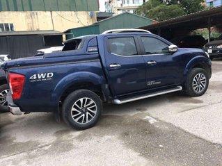 Bán Nissan Navara sản xuất 2019, màu xanh lam, nhập khẩu