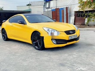 Bán xe Hyundai Genesis đời 2010, màu vàng, xe nhập chính chủ, giá 446tr