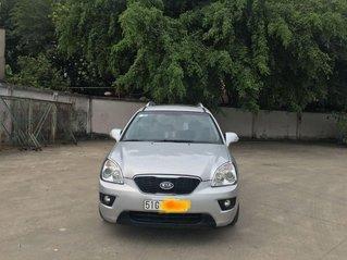 Cần bán xe Kia Carens 2011, màu bạc ít sử dụng