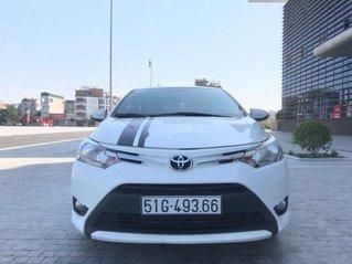 Bán xe Toyota Vios năm 2017 còn mới, giá 388tr