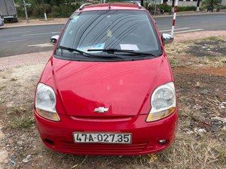 Bán Chevrolet Spark 2009, màu đỏ chính chủ