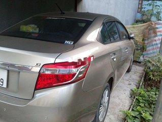 Cần bán xe Toyota Vios đời 2016, số tự động