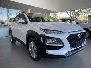 Bán ô tô Hyundai Kona năm sản xuất 2020, màu trắng, 624tr