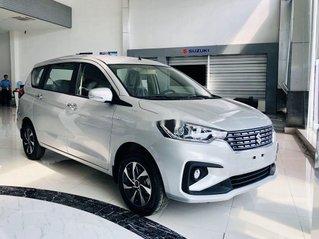 Bán ô tô Suzuki Ertiga sản xuất năm 2020, màu bạc, nhập khẩu nguyên chiếc