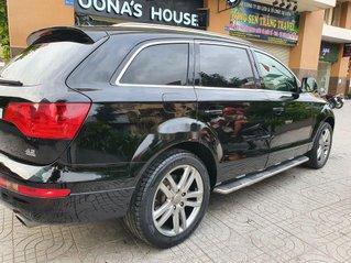 Bán Audi Q7 sản xuất năm 2006, màu đen, nhập khẩu