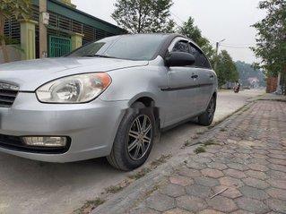 Bán Hyundai Verna đời 2009, màu bạc, nhập khẩu