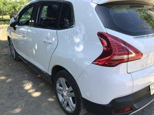 Cần bán Peugeot 3008 đời 2014, màu trắng, 495tr