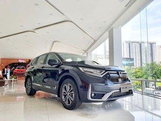 Bán xe Honda CR V sản xuất năm 2020, màu đen