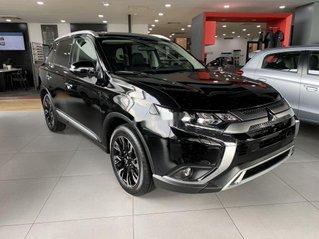 Bán Mitsubishi Outlander đời 2020, màu đen, 950tr