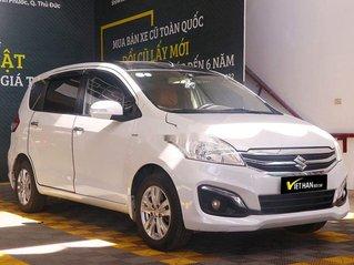Cần bán gấp Suzuki Ertiga năm 2017, màu trắng, nhập khẩu, giá 426tr