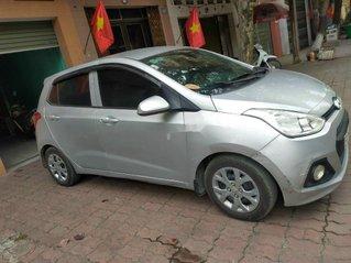 Cần bán lại xe Hyundai Grand i10 2017, màu bạc