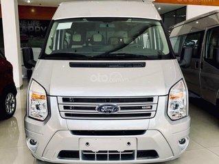 Ford Transit SVP giảm sâu cuối năm chỉ 180tr nhận xe ngay