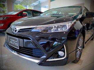 Toyota Corolla Altis 1.8 CVT 2021 sẵn xe giao ngay, hỗ trợ trả góp tối đa