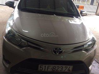 Gia đình cần bán Toyota Vios 2016