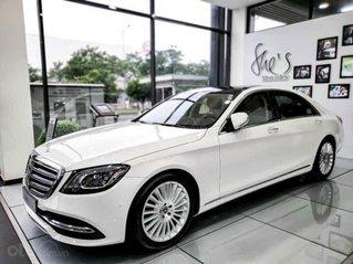Mercedes-Benz S450 Limited Edition - giảm ngay 200 triệu nhận xe trước Tết Nguyên Đán 2021