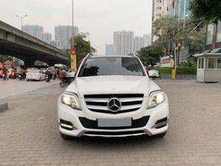 Bán Mercedes GLK250 CDI 4Matic SX 2014 màu trắng máy dầu cực hiếm, xe đc thiết kế khỏe mạnh và động cơ bền bỉ