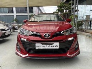 Bán xe Toyota Vios 1.5G màu đỏ, siêu lướt, xe gia đình mới đi 10.000km