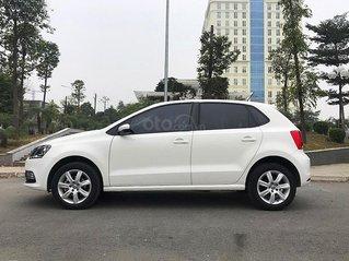 Bán ô tô Volkswagen Polo sản xuất năm 2018, màu trắng, xe nhập
