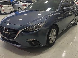 Bán Mazda 3 1.5 AT năm sản xuất 2017, màu xanh lam