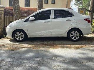 Cần bán lại xe Hyundai Grand i10 sản xuất năm 2019, màu trắng, giá tốt