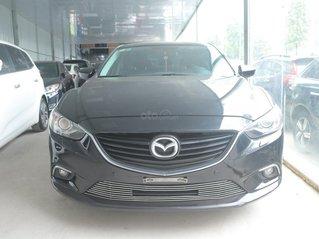 Cần bán Mazda 6 2016, màu đen, giá tốt