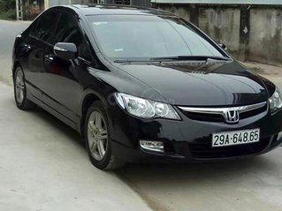 Bán ô tô Honda Civic 2.0 AT sản xuất 2007, màu đen, 289 triệu