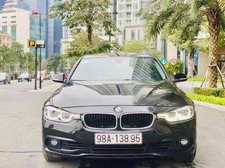 Bán BMW 3 Series 320i năm 2017, màu đen, nhập khẩu