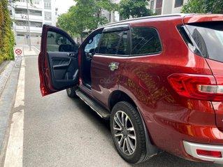 Xe Ford Everest đời 2019, màu đỏ nhập khẩu giá tốt