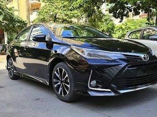 Bán ô tô Toyota Corolla Altis 1.8G AT sản xuất 2021, màu đen
