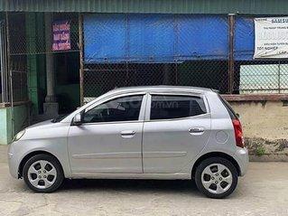 Cần bán xe Kia Morning sản xuất 2011, màu bạc, giá tốt