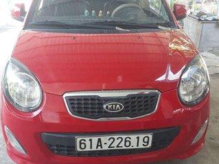 Cần bán xe Kia Morning 2010, màu đỏ