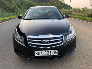 Bán xe Daewoo Lacetti sản xuất 2009, màu đen, xe nhập