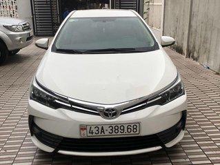 Bán Toyota Corolla Altis sản xuất 2017 còn mới, 580 triệu