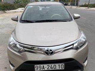 Bán ô tô Toyota Vios năm 2018, xe chính chủ giá ưu đãi