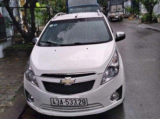 Cần bán Chevrolet Spark 2012, màu trắng số sàn