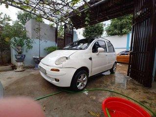 Cần bán xe Daewoo Matiz đời 2002, màu trắng, xe nhập ít sử dụng