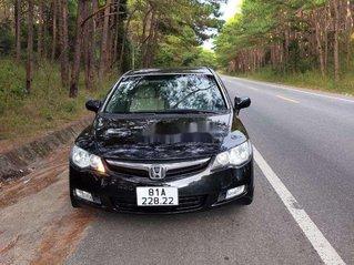 Cần bán Honda Civic sản xuất 2007, nhập khẩu còn mới