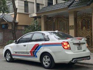 Bán ô tô Daewoo Lacetti năm 2006, màu trắng chính chủ
